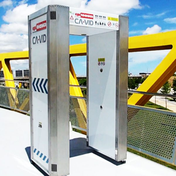 Túnel desactivador COVID19 - CAVID