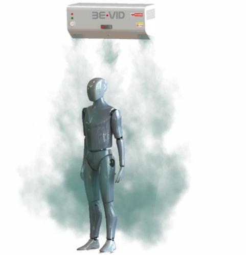 BE-VID Producto desactivador COVID19